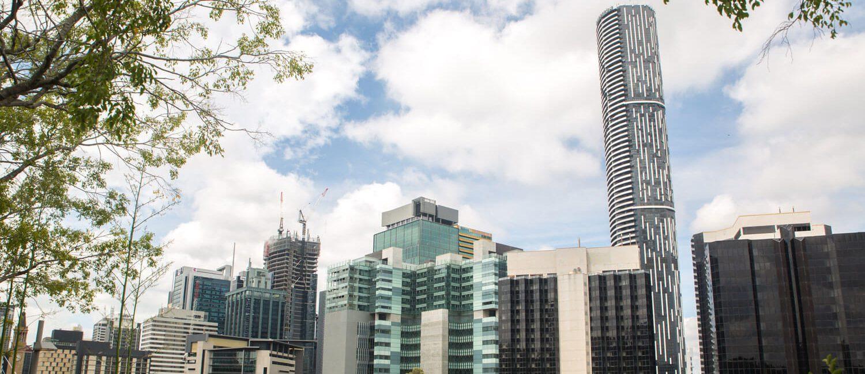 Brisbane-city-view-day | Pacific Hotel Brisbane