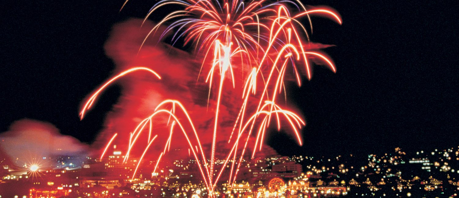 Fireworks-over-South-Bank-Parklands-credit-Tourism-&-Events-Queensland | Pacific Hotel Brisbane