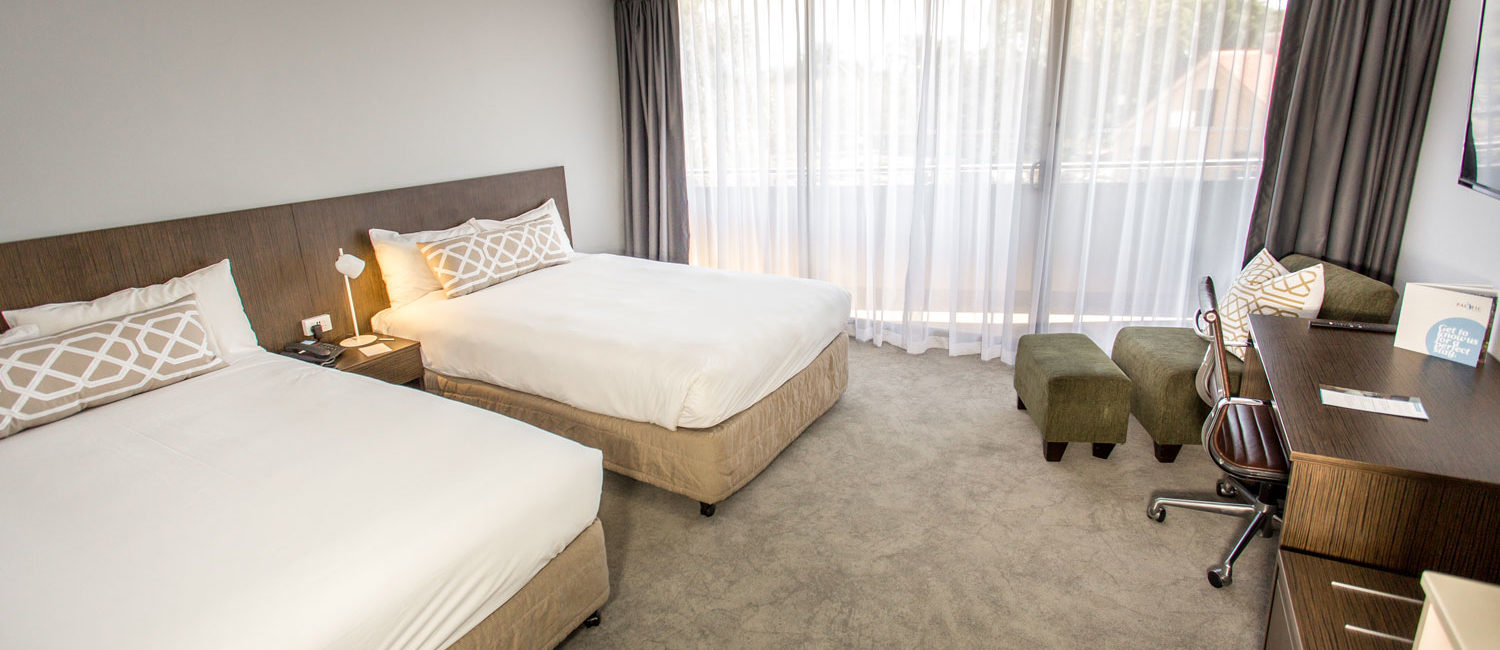 PHB-Superior-Twin-Room-6-HR | Pacific Hotel Brisbane