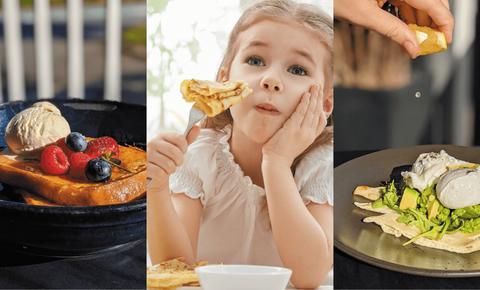 Kids Eat Free Breakfast